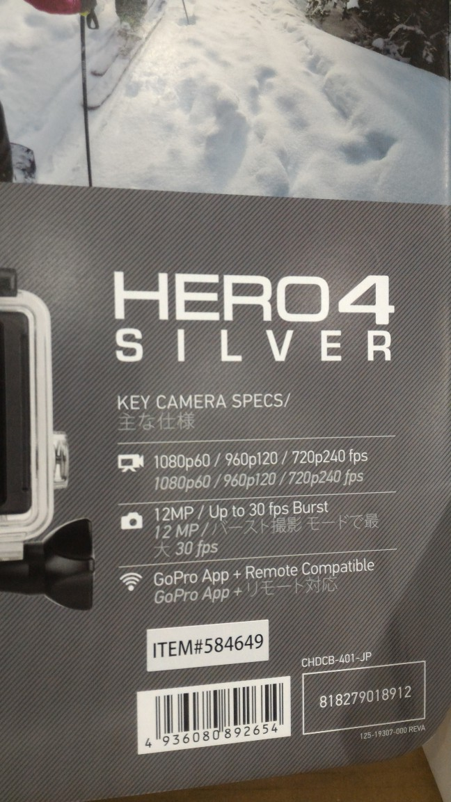 costco gopro3